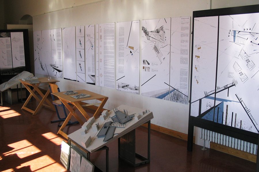 Diplomarbeit Ausstellung 2