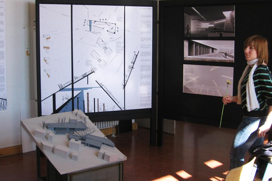 Diplomarbeit Ausstellung 6