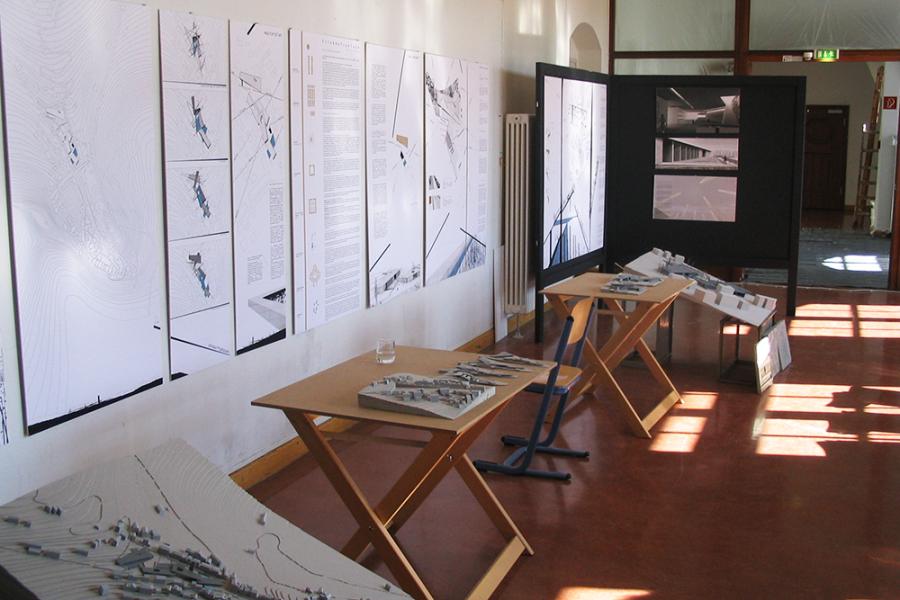 Diplomarbeit Ausstellung