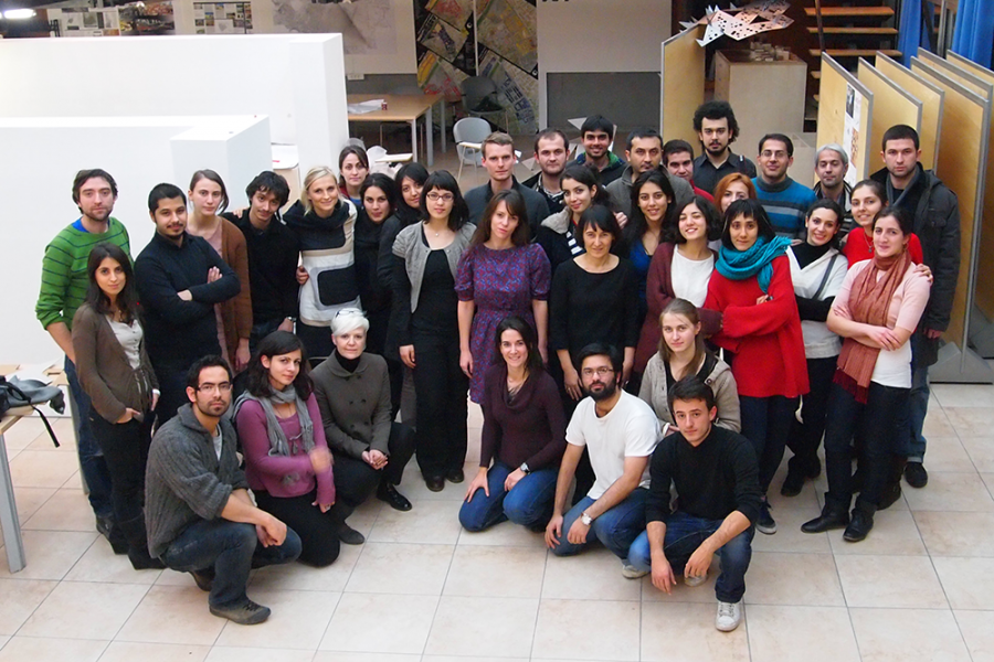 Workshop Ankara 33