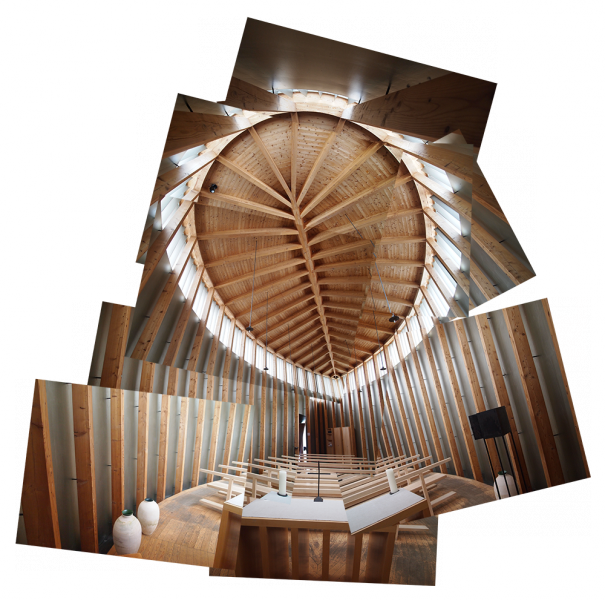 Collage San Benetg_Zumthor_VVV